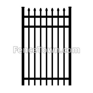 Onguard Longspur 36 Inch Wide Gate