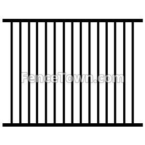 Specrail Derby Industrial Fence