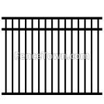 Aluminum Fence Panel 54H Pool