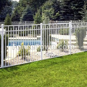 Jerith Style 200 54H Aluminum Fence Panel