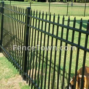 Onguard Longspur Aluminum Fence