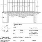 Onguard Kestral Panel 57H Specs