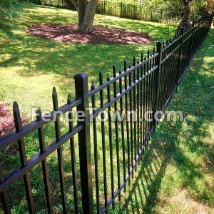 Onguard Kestral Aluminum Fence Panel 48H