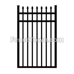 Onguard Longspur Gate 57H x 36W