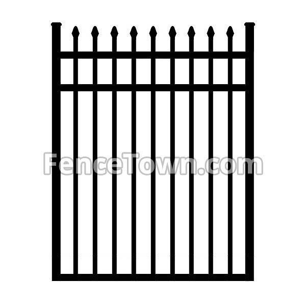 Onguard Longspur Gate 57H x 48W