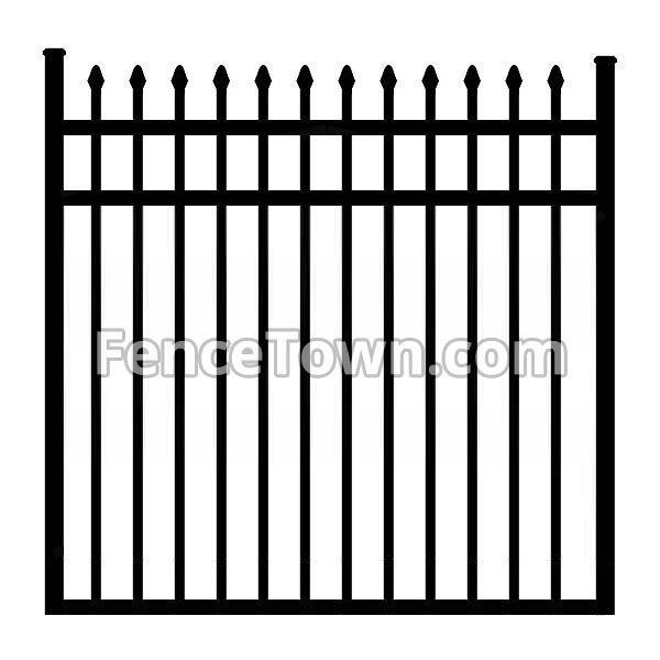 Onguard Longspur Gate 57H x 60W