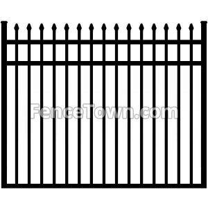 Onguard Longspur Gate 57H x 72W