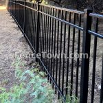 Onguard Starling Aluminum Fence 4 Foot Tall | FenceTown