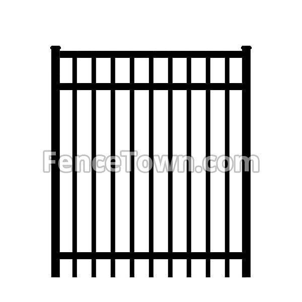 Onguard Starling Aluminum Gate 48W