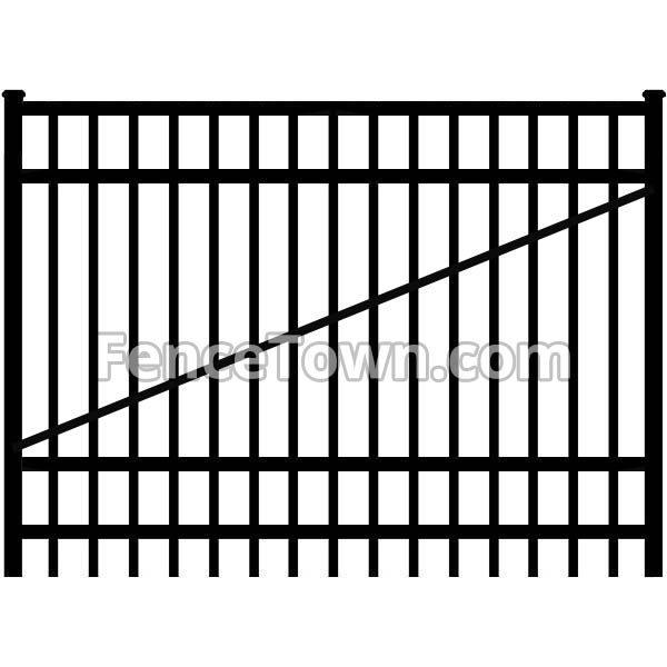 Onguard Starling 72H-72W Gate