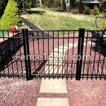 Onguard Starling Aluminum Gate 48 x 48   FenceTown