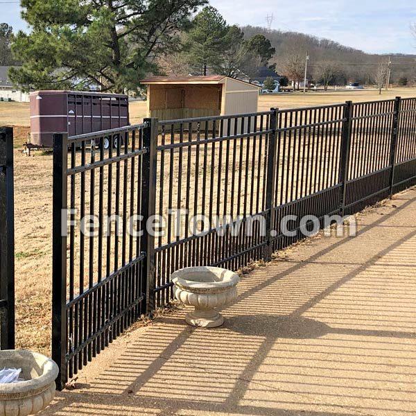 Onguard Starling Dog Panel Aluminum Fence