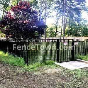 Onguard Bunting Aluminum Fence