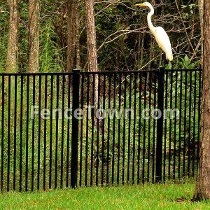 Onguard Heron Aluminum Fence