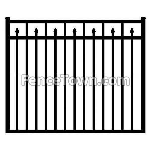 Onguard Siskin Gate 54H-60W