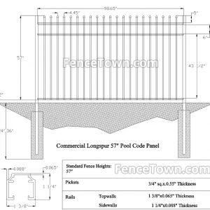 Onguard Longspur Commercial 57H