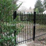 Specrail Berkshire Aluminum Gate