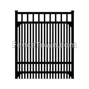 Specrail Horizon Gate 72H-48W