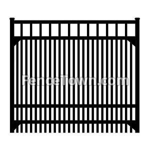 Specrail Horizon Gate 72H-60W