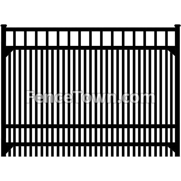 Specrail Horizon Gate 72H-72W