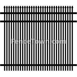 Jerith Style 401 Fence Panels
