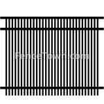 Double Picket Aluminum Fence Panel | FenceTown