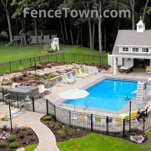 Onguard Aluminum Pool Fence