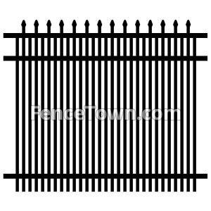 Onguard Kinglet Commercial Fence