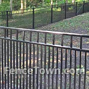Onguard Aluminum Pet Fence