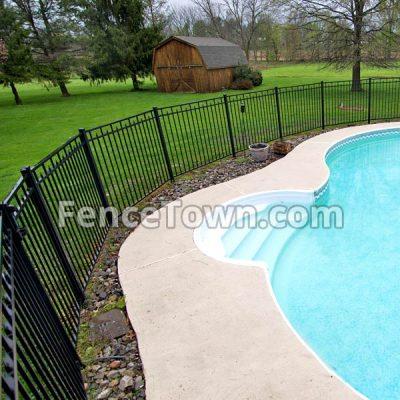 Onguard Siskin Pool Fence