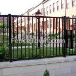 Specrail Derby Aluminum Fence Panels
