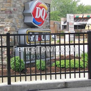 Specrail Saybrook Aluminum Fence Panels