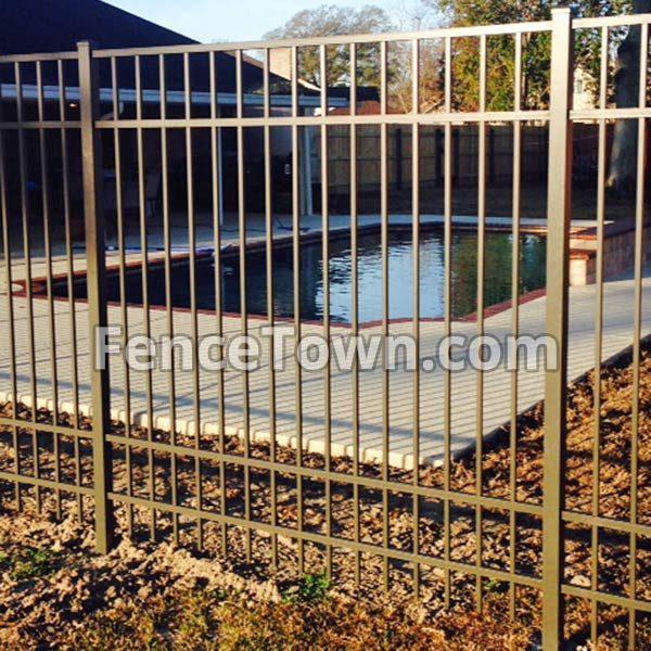 Specrail Saybrook Aluminum Fence Panel
