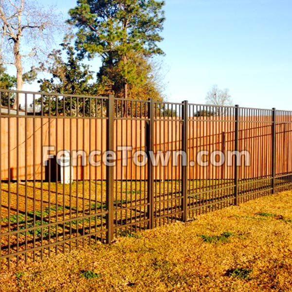 Specrail Saybrook Aluminum Fence