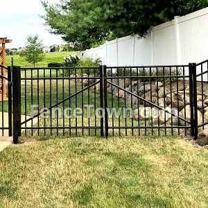 Onguard Starling Commercial Double Gates