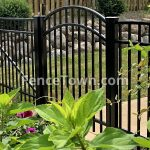 Onguard Starling Commercial Grade Arched Gate