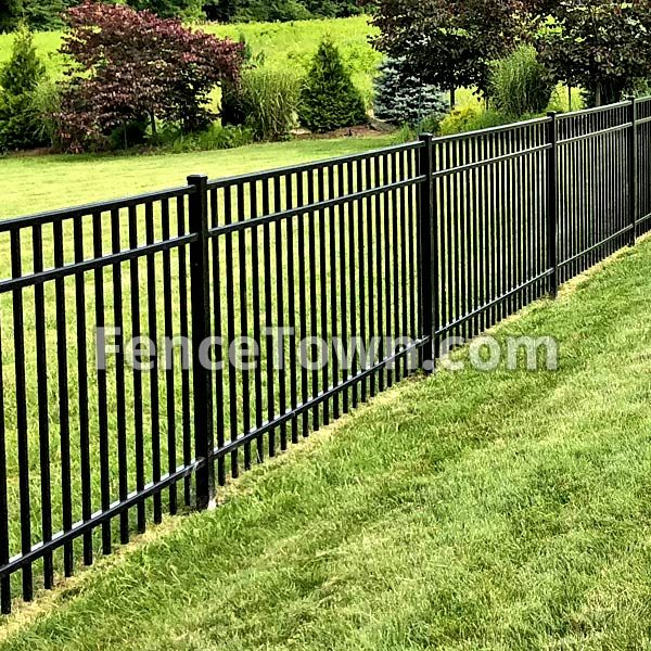 Onguard Commercial Starling Aluminum Fence