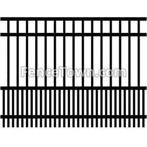 Dog Panel Fence