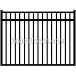 Aluminum Gate 54H x 72W | FenceTown