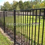 Elite Residential Aluminum Fence | FenceTown