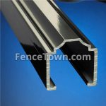 Elite Fence Horizontal Rail | FenceTown
