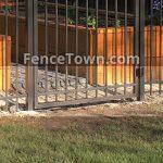 Elite Welded Frame Option   FenceTown