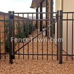 Elite EFF-20 Gate 42H by 42W | FenceTown
