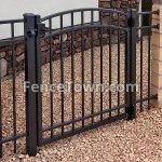 Elite EFF-20 Arched Aluminum Gate | FenceTown