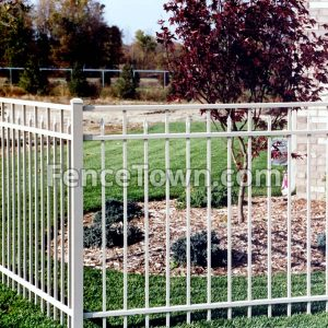 Elite EFF-25 Aluminum Fence Panel