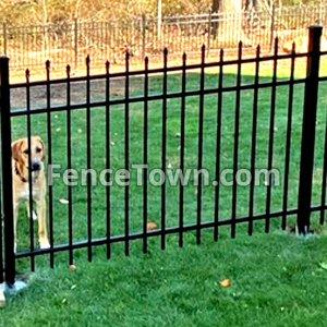 Elite EFS-15 Aluminum Fence Panel