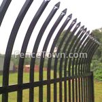 Specturion Industrial Aluminum Fence   FenceTown