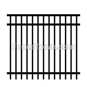 Specrail Saybrook Industrial Fence