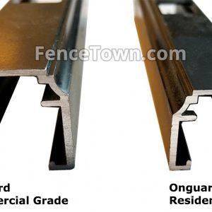 Onguard Rail Styles